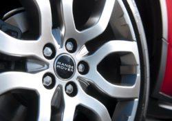 2011 Range Rover Evoque 5d