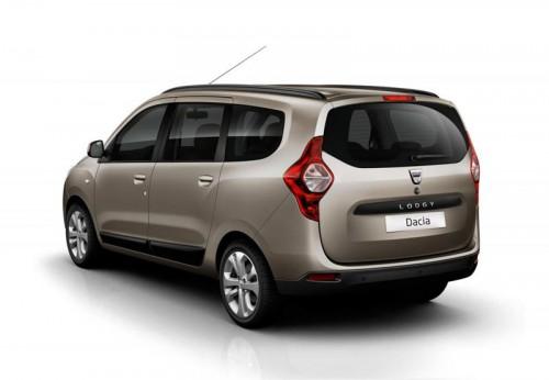 2013 Dacia Lodgy