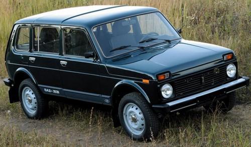 """ВАЗ-2131 """"Нива"""""""