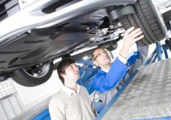 Сервис, ремонт автомобиля