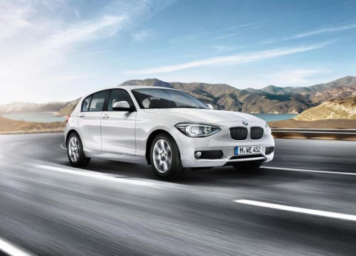 2012 BMW 1-Series EfficientDynamics Edition