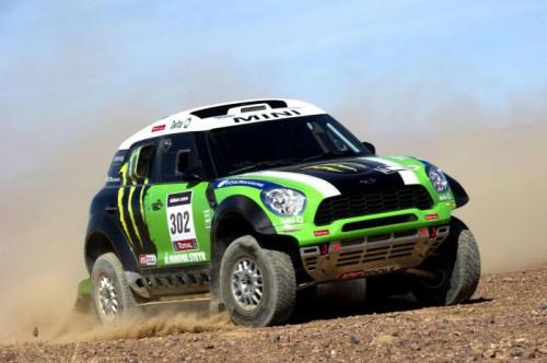 MINI All4 X-Raid Dakar