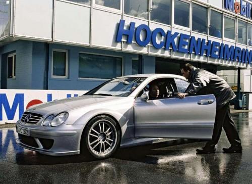 2004 Mercedes-Benz CLK DTM AMG