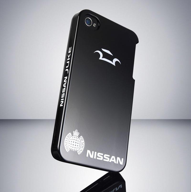 Чехол Nissan для iPhone