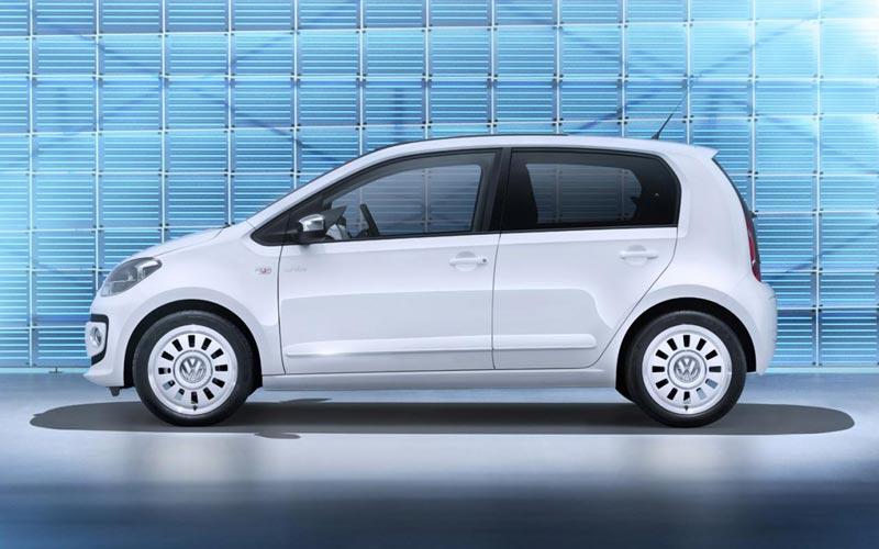 2013 Volkswagen up! 5d