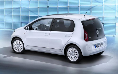 2013 Volkswagen up! 5d