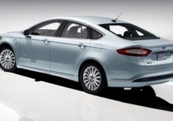2013 Ford Fusion/Mondeo