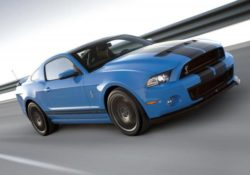 2013 Shelby GT500 Cabriolet