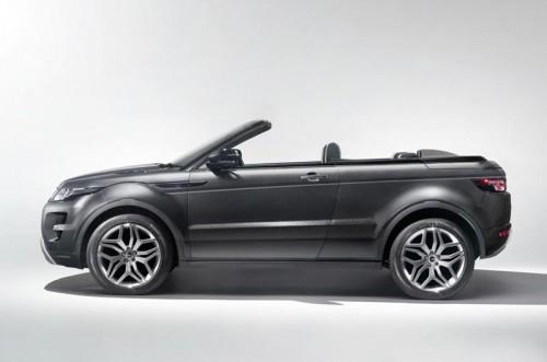Range Rover Evoque Cabriolet Concept