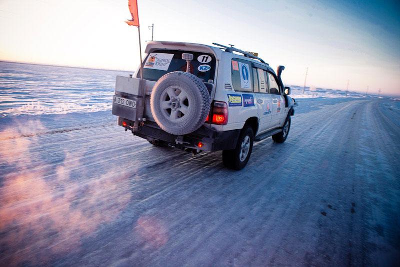 Автогонка на внедорожниках «Экспедиция-Трофи»