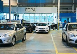 Завод Ford во Всеволожске