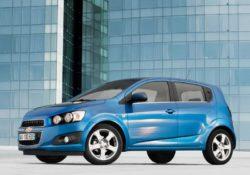 2011 Chevrolet Aveo 5d