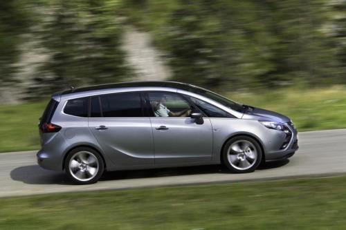 2012 Opel Zafira Tourer