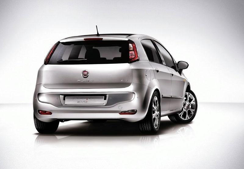 2010 Fiat Grande Punto Evo