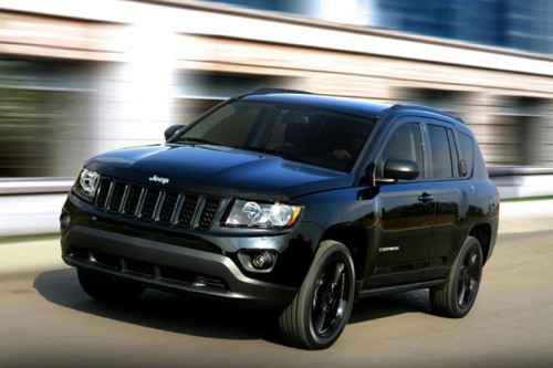 2012 Jeep Compass Altitude