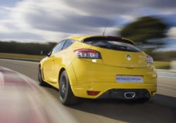 2010 Renault Megane RS