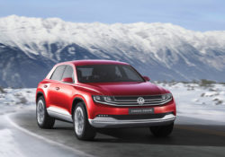 Volkswagen Cross Coupe TDI Concept