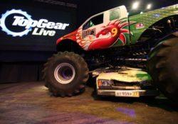 Top Gear в Москве