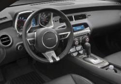 2012 Chevrolet Camaro (EU)