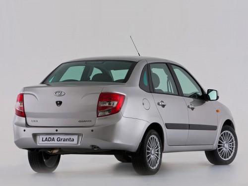 2012 Lada Granta