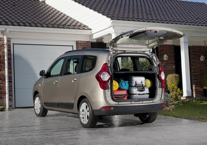 2013 Dacia (Renault) Lodgy
