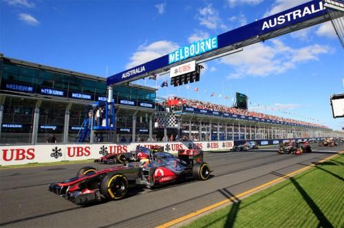 Гран-при Австралии 2012