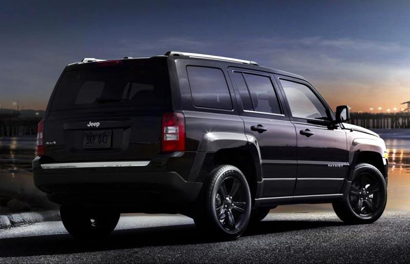 2012 Jeep Patriot Altitude