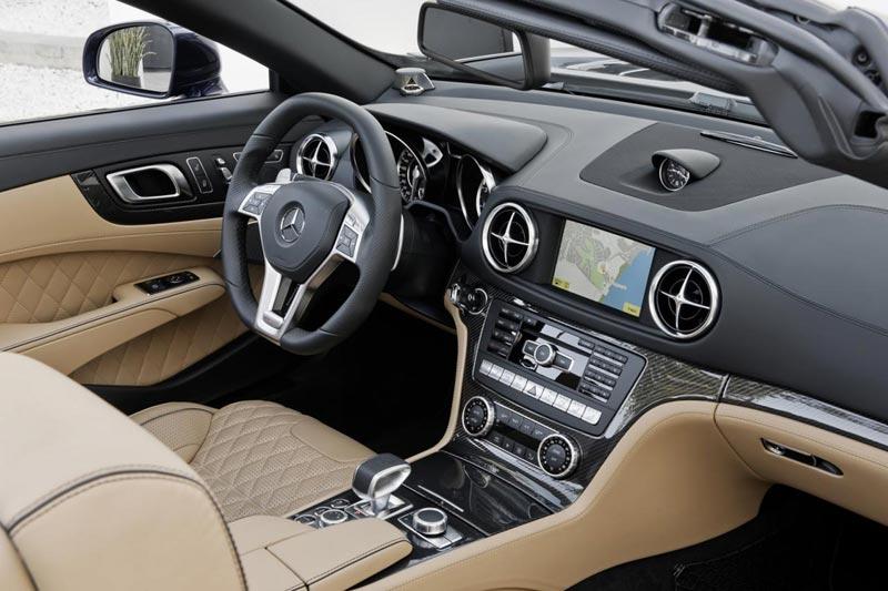 2013 Mercedes-Benz SL 65 AMG