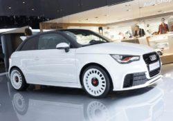 Audi A1 2.0 T quattro
