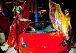 Ferrari 458 Spider в cалоне Барвиха Luxury Village
