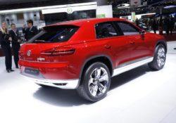 Volkswagen Cross Coupé plug-in hybrid