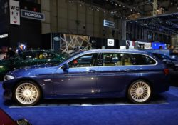 BMW ALPINA D5 Bi-Turbo Touring