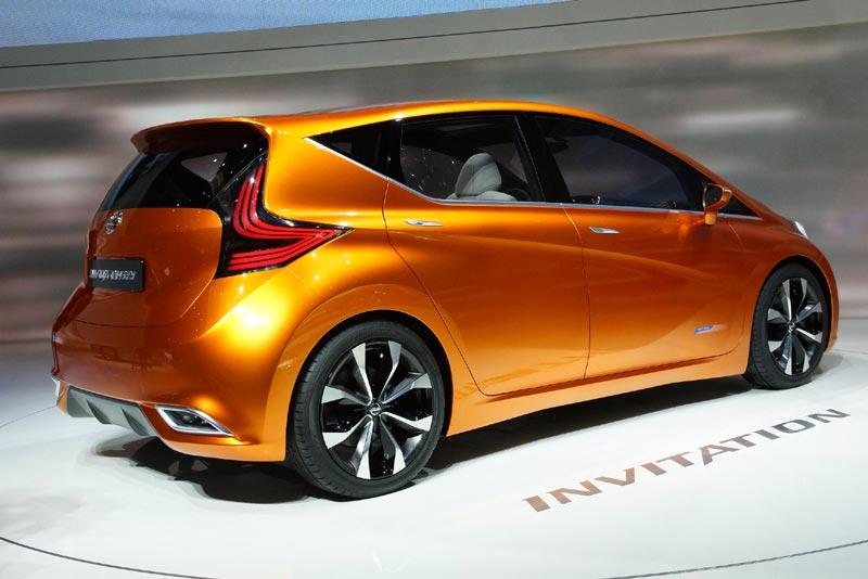 Nissan Invitation