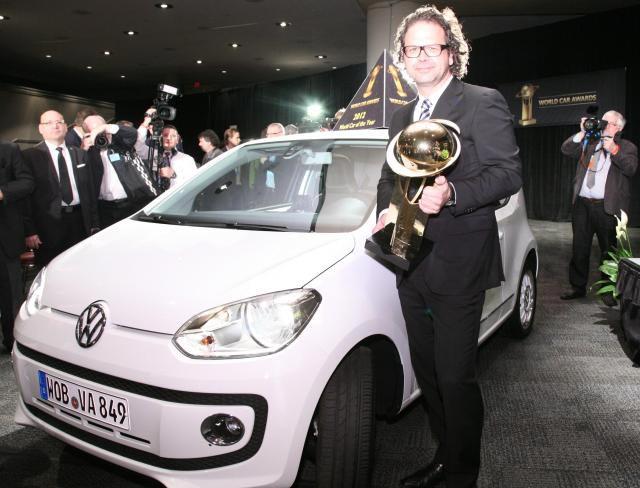 VW up! - Автомобиль года в мире