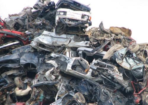 Свалка, утилизация автомобилей