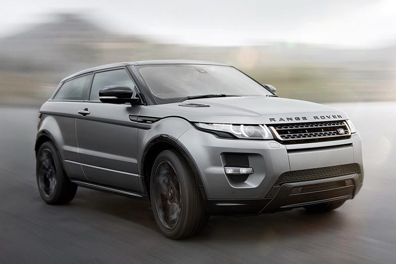 Range Rover Evoque Special Edition Виктории Бекхэм