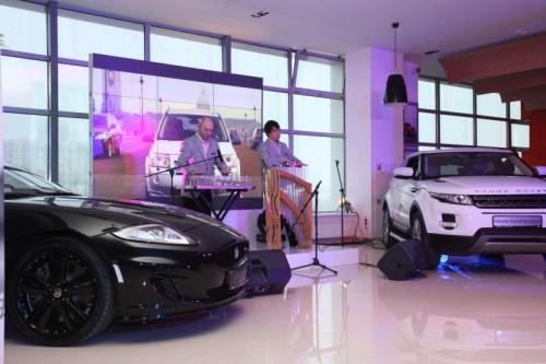 Genser (Land Rover и Jaguar), Москва