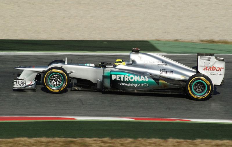 Формула-1, Нико Росберг, Mercedes