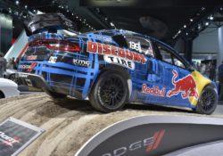 Dodge Dart Rallycross