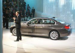 BMW 3 Series LWB