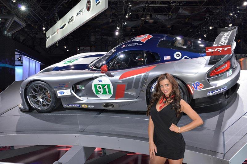 SRT Viper Race Car