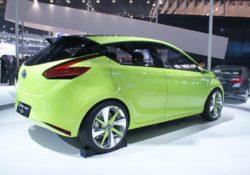 Toyota Dear Qin hatchback