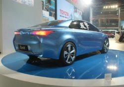 Toyota Yundong Shuangqing Concept