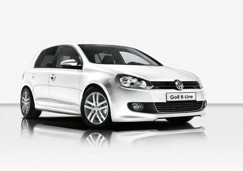 2012 Volkswagen Golf R-Line