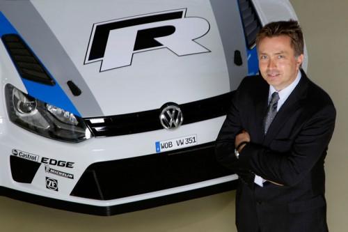 Йост Капито, новый директор Volkswagen Motorsport