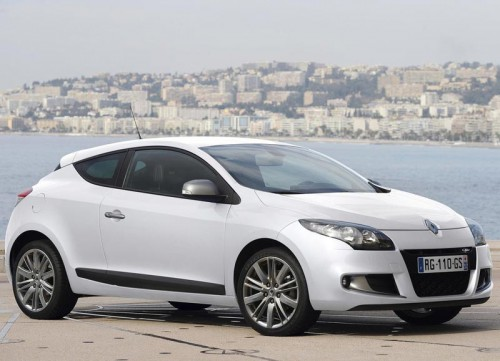 2011 Renault Megane Coupe