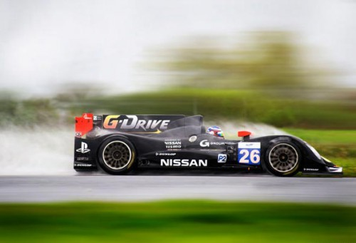 G-Drive Racing by Signatech Nissan