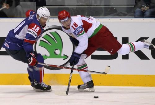 Хоккей, Чемпионат мира, Skoda