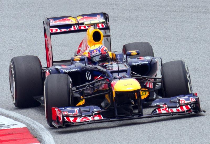 «Формула-1», Марк Уэббер, Red Bull