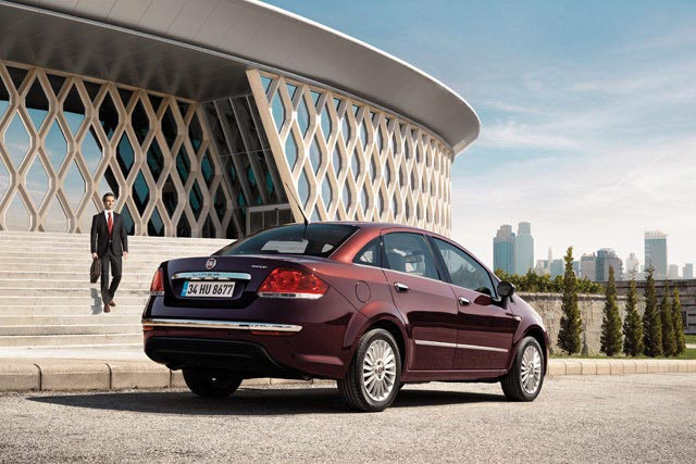 2012 Fiat Linea
